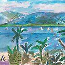 Cairns Esplanade by John Douglas