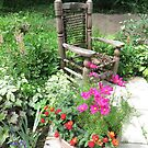 The Old Rocking Chair by Sandra Fortier