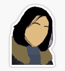 Emily Until Dawn - Minimalism Sticker