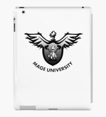 Mage University iPad Case/Skin