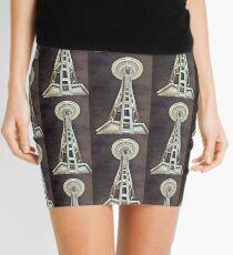 spaceneedle Mini Skirt