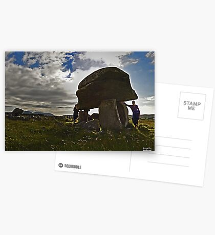 Kilclooney Dolmen, County Donegal Greeting Card