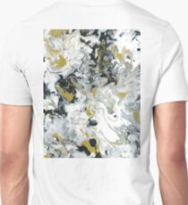 Lux Flow - Acrylic Painting Art Unisex T-Shirt