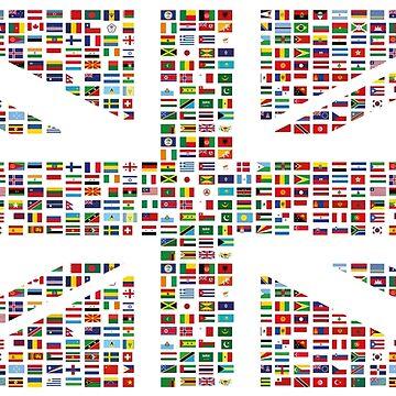 Globalised English by globalised