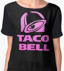 Taco Bell Chiffon Top