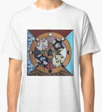 The Southern Hemisphere Mandala Classic T-Shirt