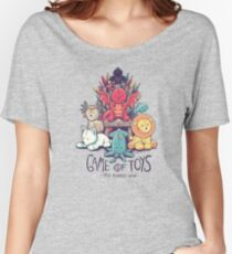 Game of Toys Women's Relaxed Fit T-Shirt