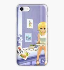Namine Kingdom Hearts iPhone Case/Skin