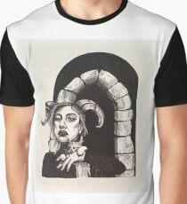Stubborn  Graphic T-Shirt