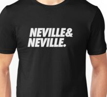 MUFC duo_ NEVILLE & NEVILLE Unisex T-Shirt