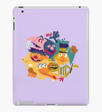 Sesame Street iPad Case/Skin