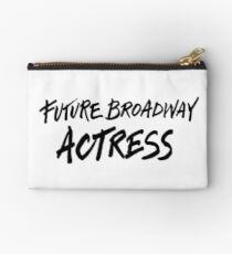 Future Broadway Actress Studio Pouch
