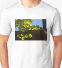 Overhead Grape Harvest - Summertime Dreaming of Fine Wines T-Shirt