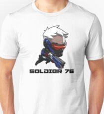 SOLDIER 76 Cute Spray Merchandise Unisex T-Shirt