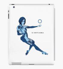 Cortana meet Cortana iPad Case/Skin