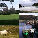 A Scottish Collage by BlueMoonRose
