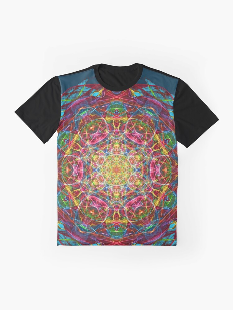 Alternate view of Amulet of life Graphic T-Shirt