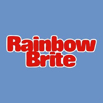Rainbow Brite by xenoverse