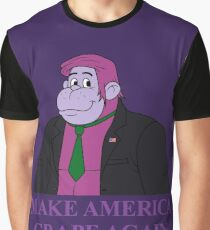 Make America Grape Again Graphic T-Shirt