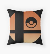 Super Smash Bros - Charizard Throw Pillow
