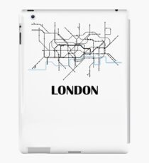 London tube map iPad Case/Skin