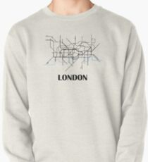 London tube map Pullover