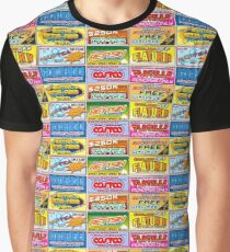 Idiocracy Fake Logos T-Shirt Graphic T-Shirt