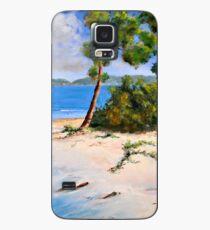 Funda/vinilo para Samsung Galaxy LION ISLAND VIEW NSW