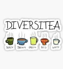 DiversiTEA Sticker