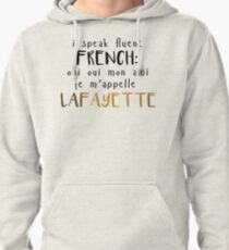 Fluent French Pullover Hoodie