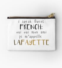 Fluent French Studio Pouch