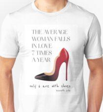 Christian Louboutin shoes Unisex T-Shirt