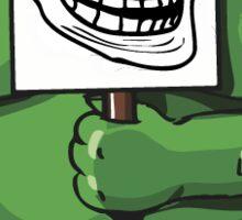 """""""U MAD?"""" Troll  Sticker"""