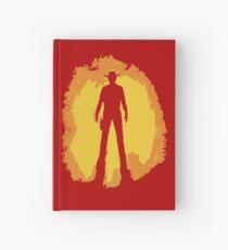 Spaghetti Western Silhouette Hardcover Journal
