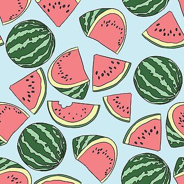 Watermelons! by SachikoKawamura