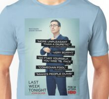 Last Week Tonight Unisex T-Shirt