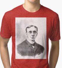 George Veditz Tri-blend T-Shirt