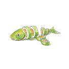 «Sushi Folie» de laramaktub