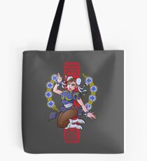 PIN UP FIGHTER Tote Bag