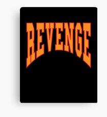 Revenge - Drake Canvas Print