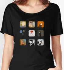 Now Apps What I Call Bowie Women's Relaxed Fit T-Shirt