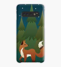 Forest Fox Case/Skin for Samsung Galaxy