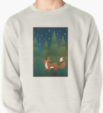 Forest Fox Pullover