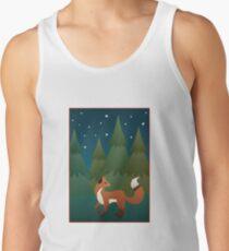 Forest Fox Tank Top