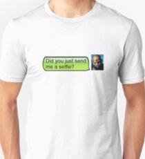 Fury - Selfie Unisex T-Shirt
