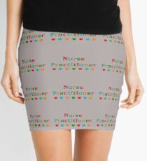 Nurse Practitioner Mini Skirt