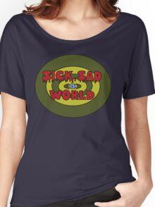 Sick Sad World Women's Relaxed Fit T-Shirt