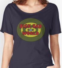 Sick Sad World Women's Relaxed Fit T-Shirt