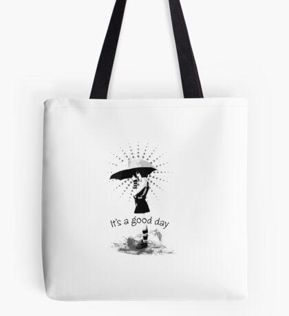 parapluie color white 02 tote bag - Parapluie Color