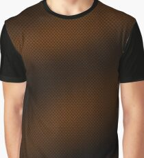 Brown Earth Leather Armor Graphic T-Shirt
